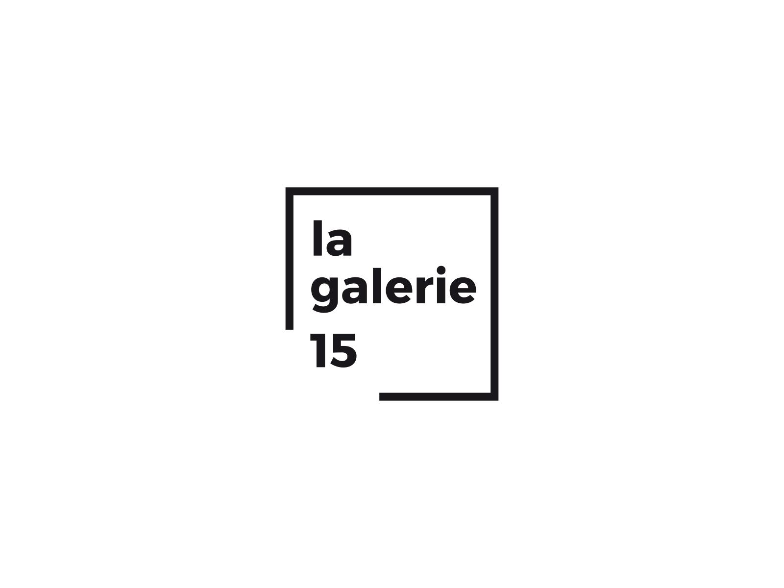 Creation de logo galerie d'art