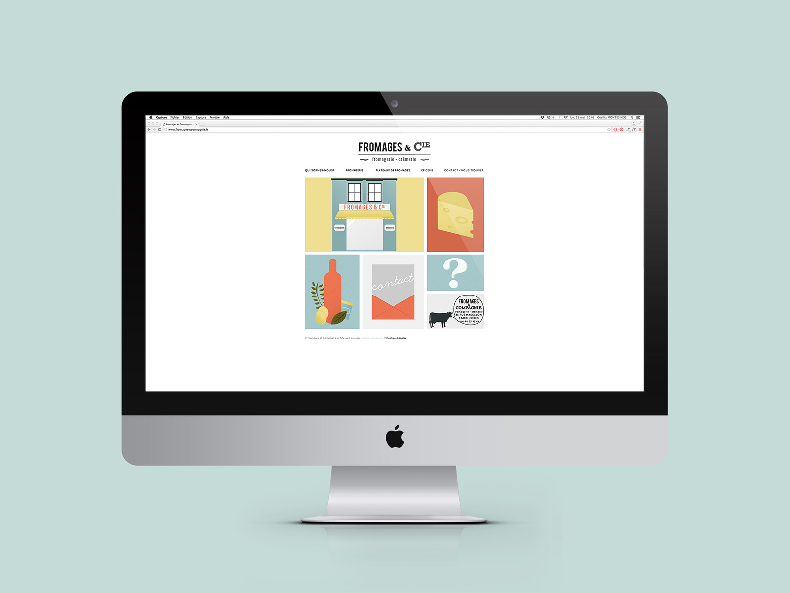 Creation website Hyères