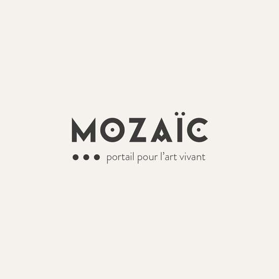 creation logo association Mozaic Var