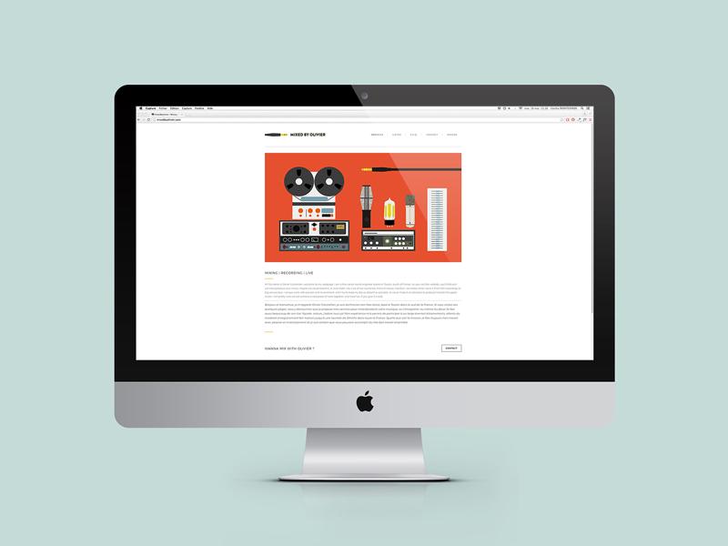Creation website ingenieur du son toulon